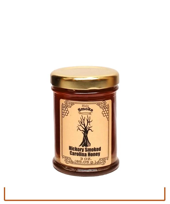 Small Hickory Smoked Carolina Honey (3oz)