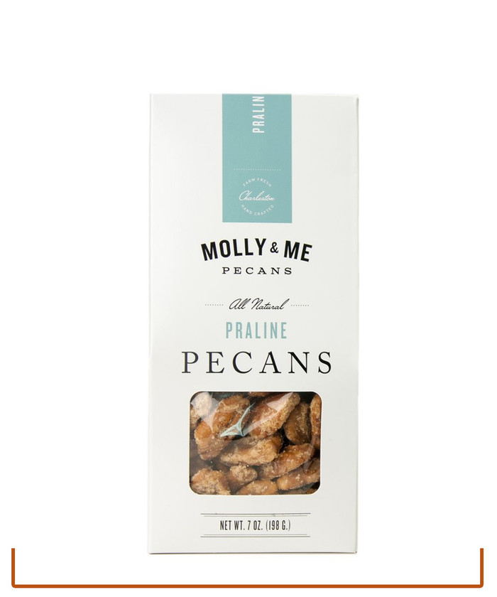 Molly and Me Pecans Small (7oz)