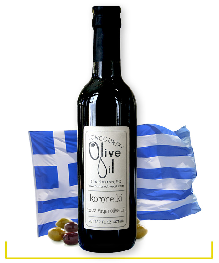 Koroneiki Olive Oil from Greece