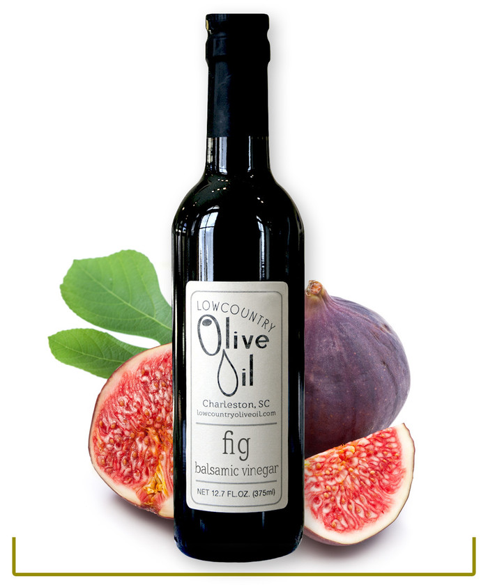 Fig Infused Dark Balsamic Vinegar