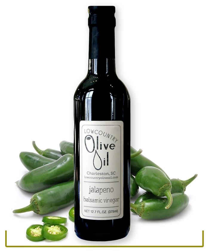 Jalapeno Balsamic Vinegar