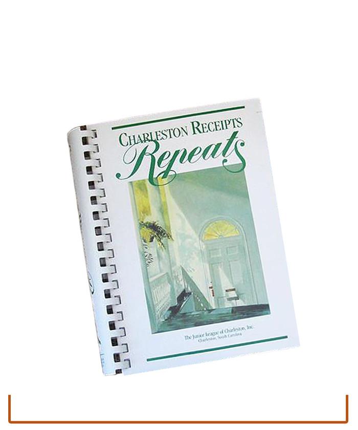 Charleston Receipts Repeats Cookbooks