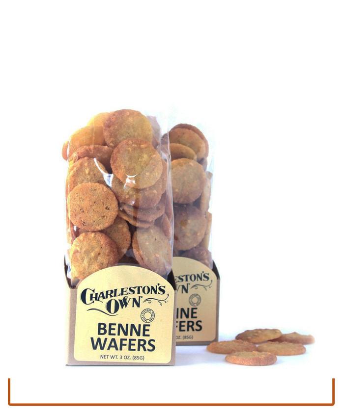 Charleston Benne (Sesame) Wafers