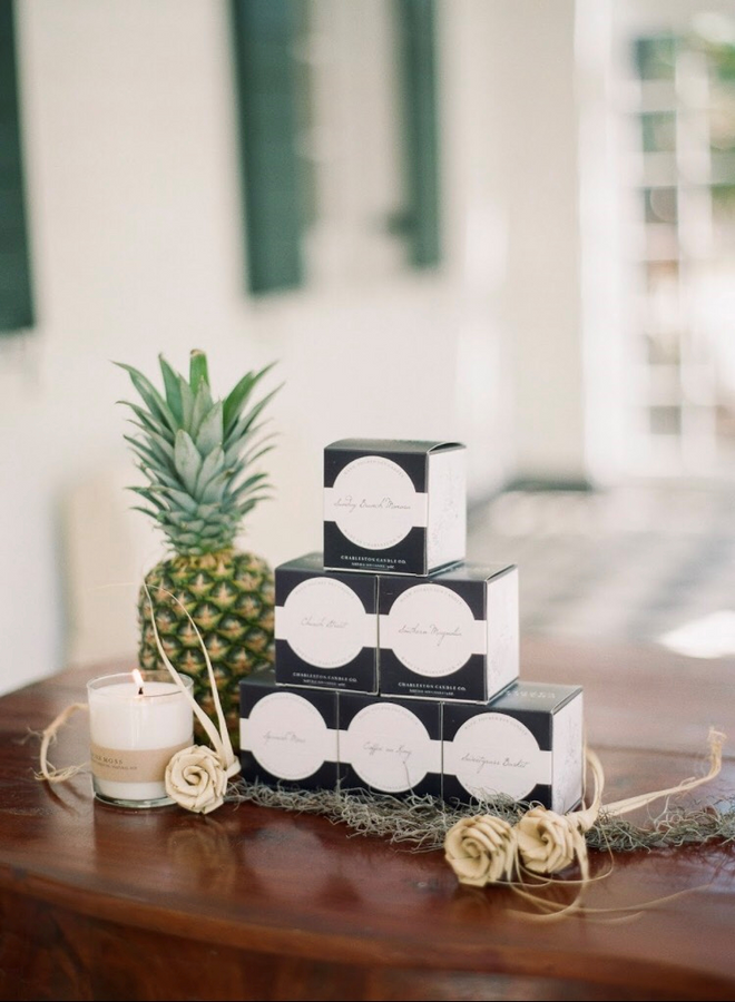 Charleston Candle Co. Candles