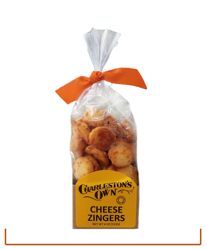 Charleston's Own Cheese Zingers