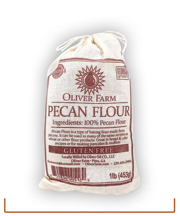 Oliver Farms Pecan Flour-Georgia