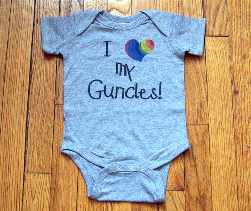 Absolutely lovable bodysuit that's just PERFECT for your newest little addition!