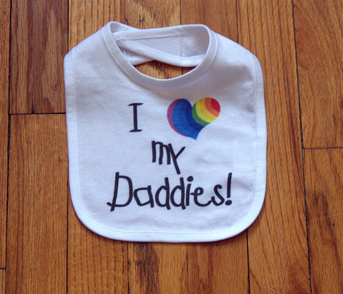 Clever shower gift for the fathers-to-be!