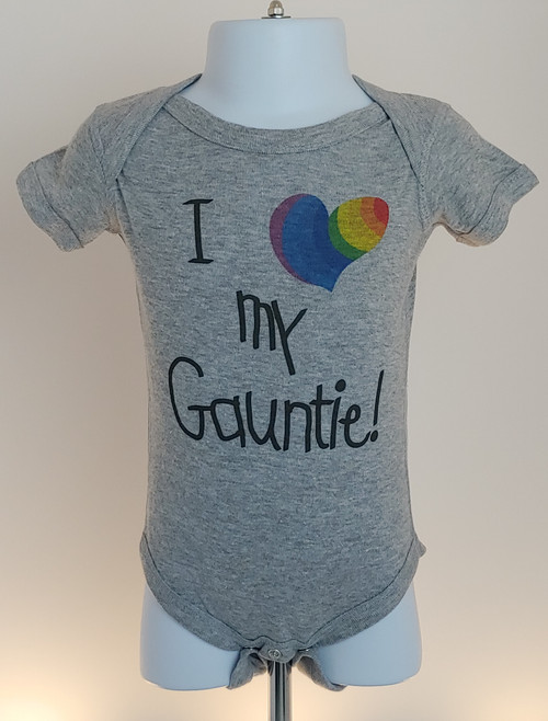 Stand with pride at PRIDE with your auntie!