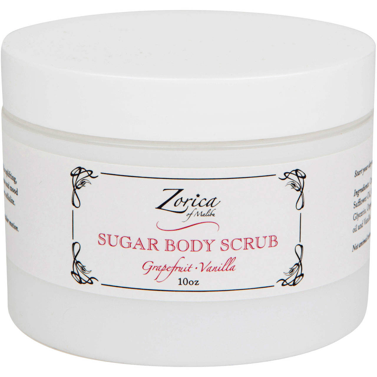 Gratitude Sugar Body Scrub