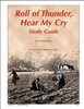 Roll of Thunder Progeny Press unit study guide lesson plans for literature and reading from a Christian worldview with Biblical integration