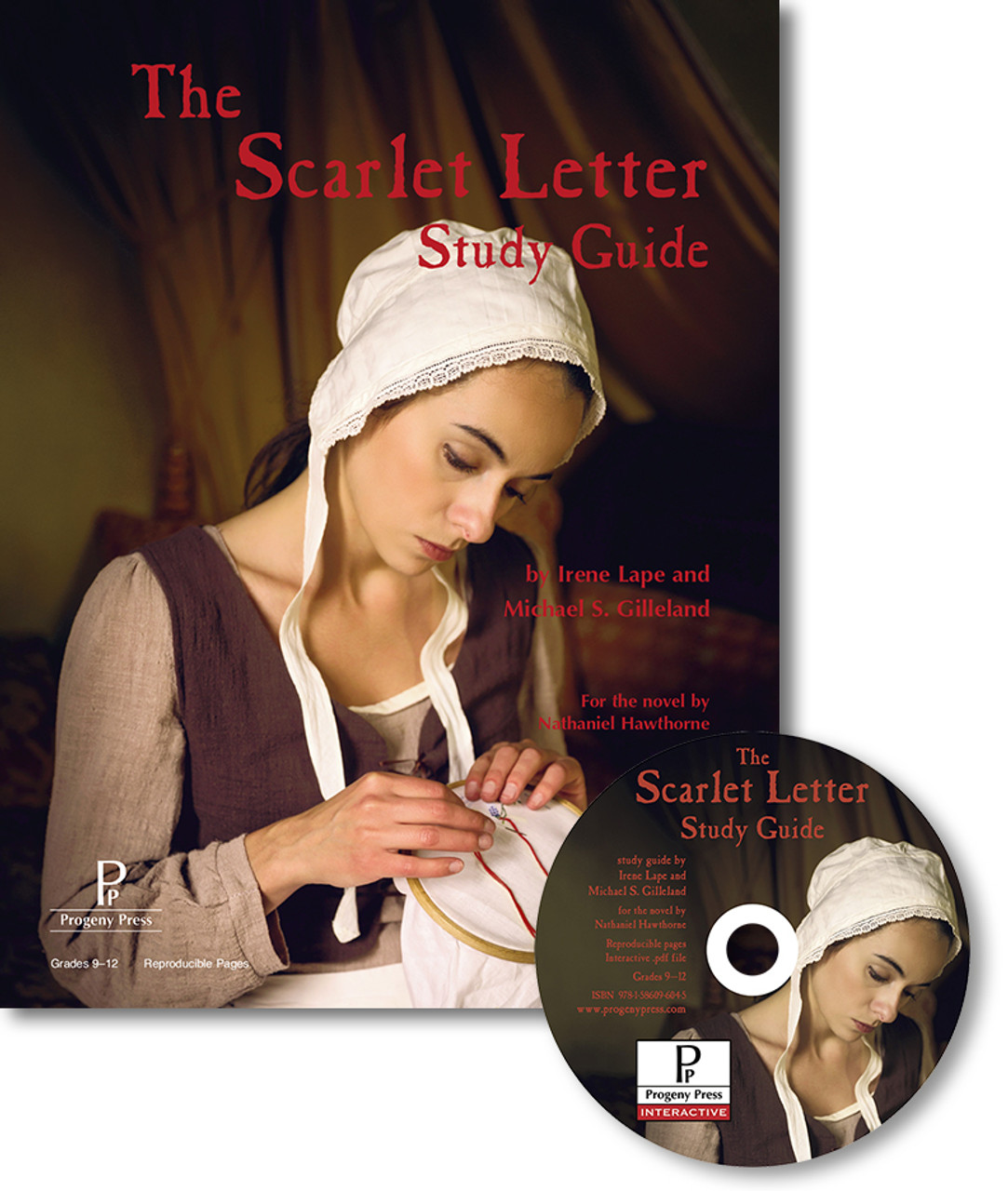 The Scarlet Letter Study Guide Progeny Press Literature Curriculum