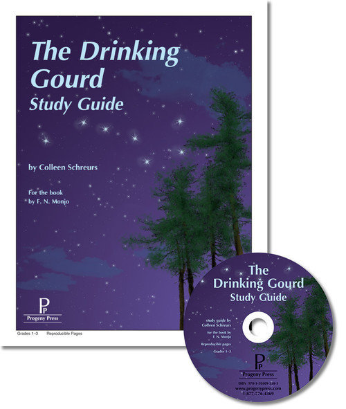 The Drinking Gourd unit study guide for literature, from a Christian Perspective