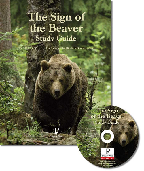 The Sign of the Beaver unit study guide for literature, from a Christian perspective