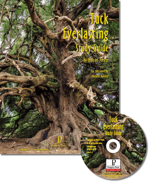 Tuck Everlasting unit study guide for literature, from a Christian perspective