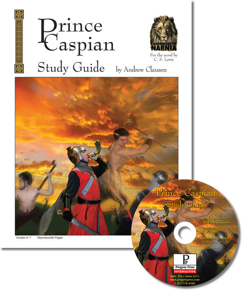 Prince Caspian unit study guide for literature, from a Christian perspective