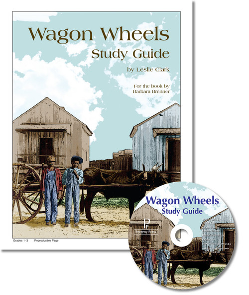 Wagon Wheels unit study guide for literature, from a Christian perspective
