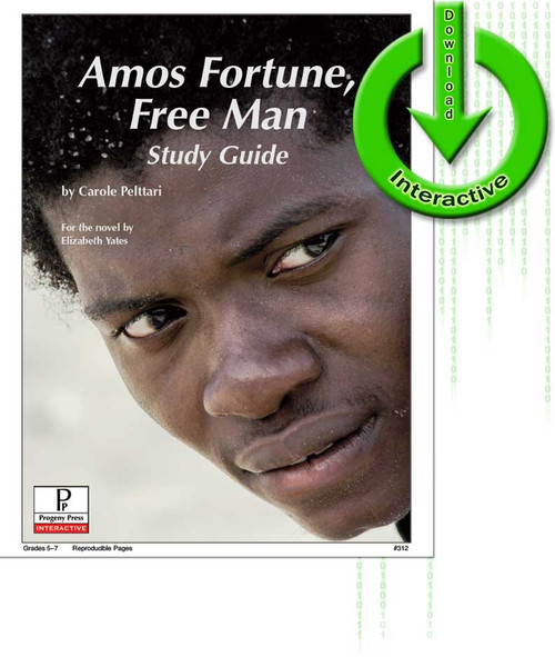 Amos Fortune unit study guide for literature from a christian perspective