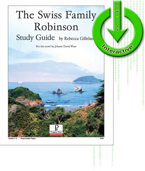 The Swiss Family Robinson unit study guide for literature, from a Christian perspective