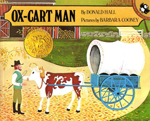 Ox-Cart Man story book novel