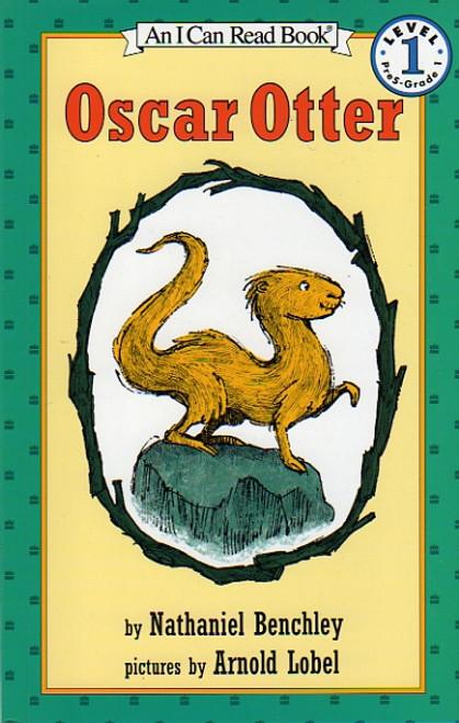 Oscar Otter story book