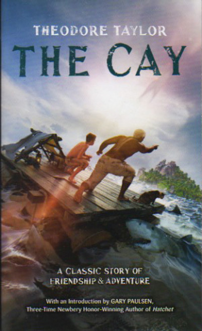 The Cay literature story book