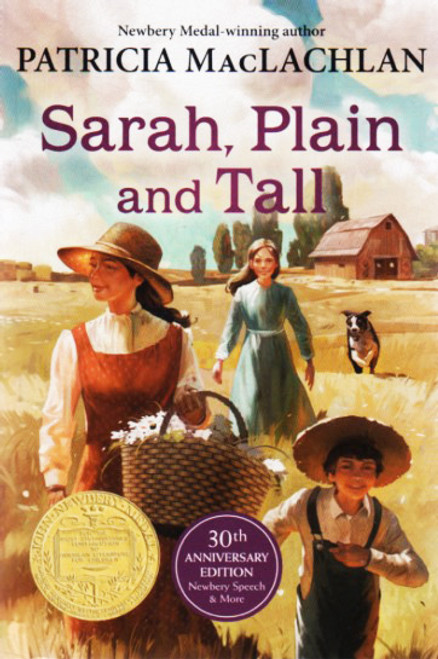Sarah, Plain and Tall literature story book
