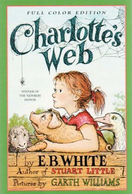 Charlotte's Web story book