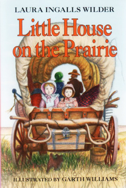 Little House on the Prairie story book