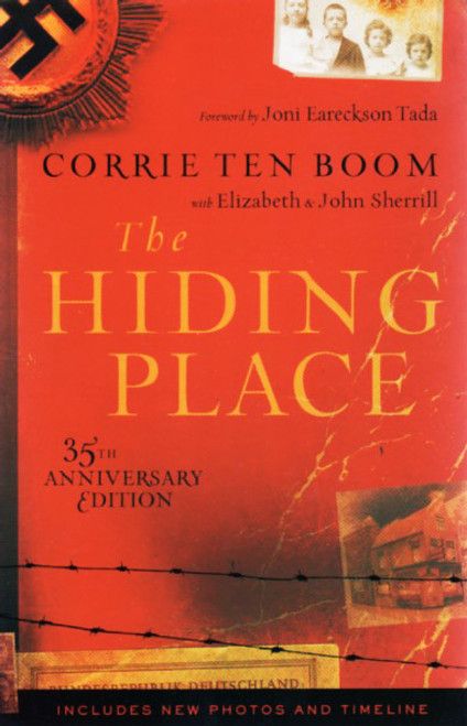 The Hiding Place story book novel