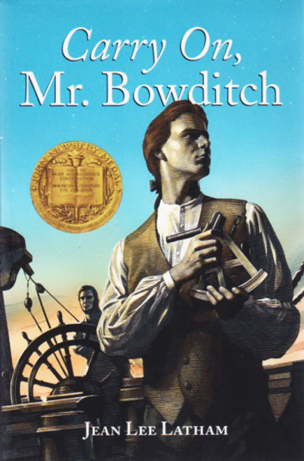 Carry On, Mr. Bowditch story book novel