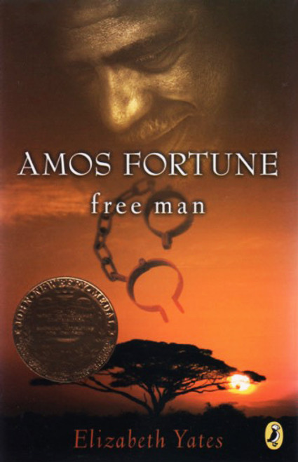 Amos Fortune, Free Man story book novel