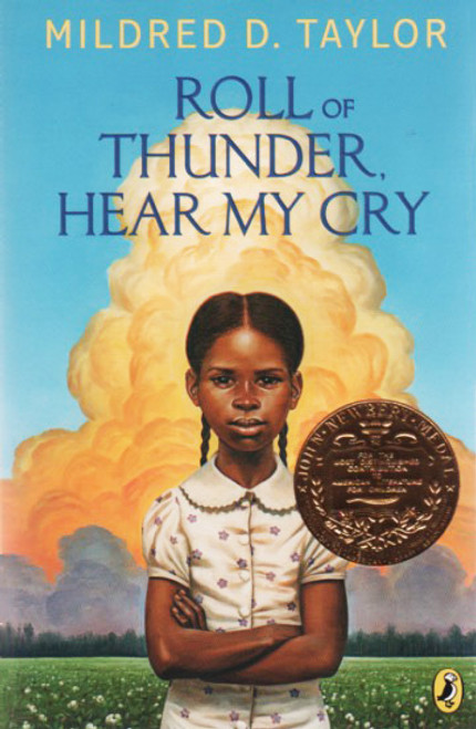 Roll of Thunder, Hear My Cry story book novel