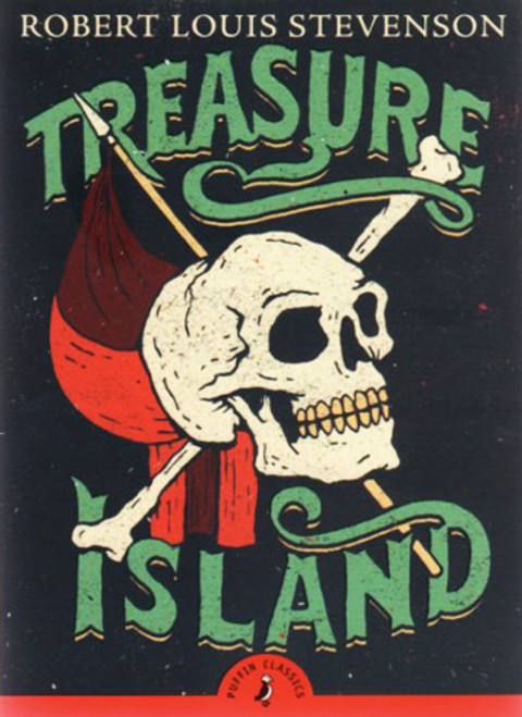 Treasure Island story book novel