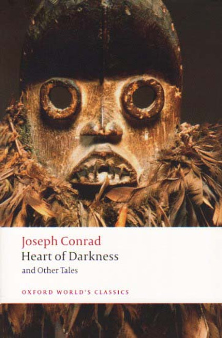 Heart of Darkness book novel by Joseph Conrad, Oxford World's Classics