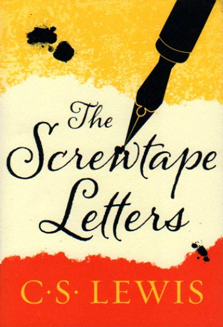 The Screwtape Letters story book novel by C.S. Lewis, Harper Collins