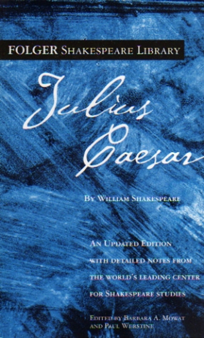 Julius  Caesar story book novel