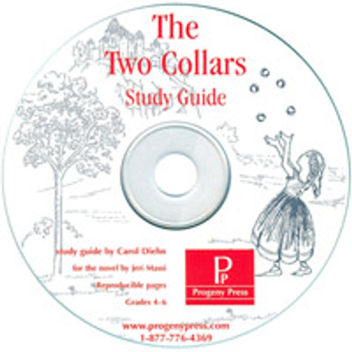Two Collars Progeny Press unit study guide lesson plans for literature and reading from a Christian worldview with Biblical integration