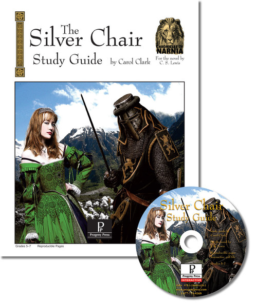 The Silver Chair unit study guide lesson plans for literature and reading from a Christian Perspective by Progeny Press