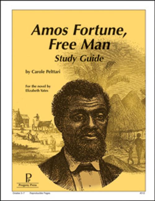 Amos Fortune, Free Man - DAMAGED