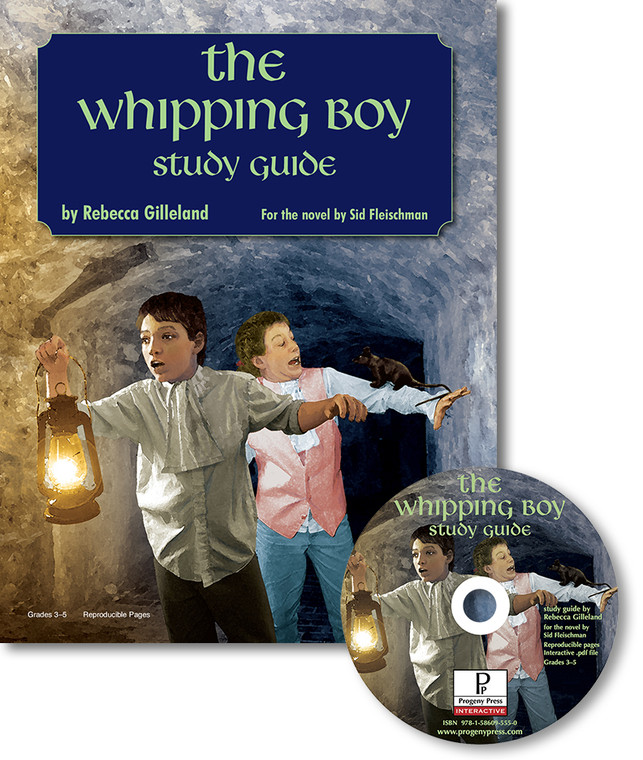 The Whipping Boy unit study guide for literature, from a Christian perspective