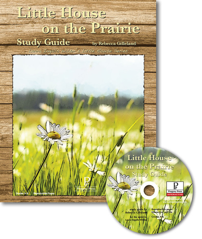 Little House on the Prairie unit study guide for literature, from a Christian perspective