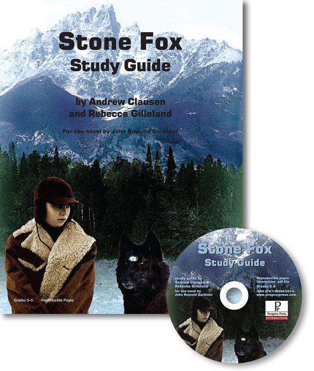 Stone Fox unit study guide for literature, from a Christian perspective