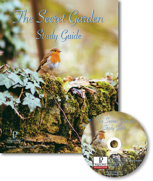 The Secret Garden unit study guide for literature, from a Christian perspective