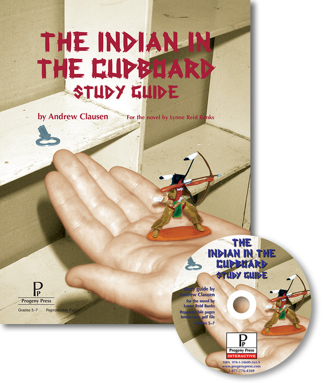 The Indian in the Cupboard unit study guide for literature, from a Christian perspective