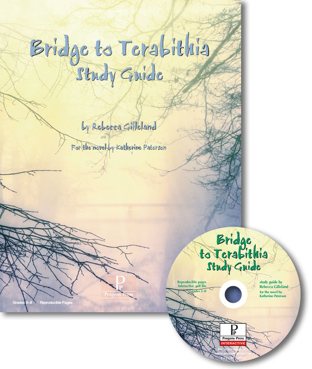 Bridge to Terabithia unit study guide for literature, from a Christian perspective
