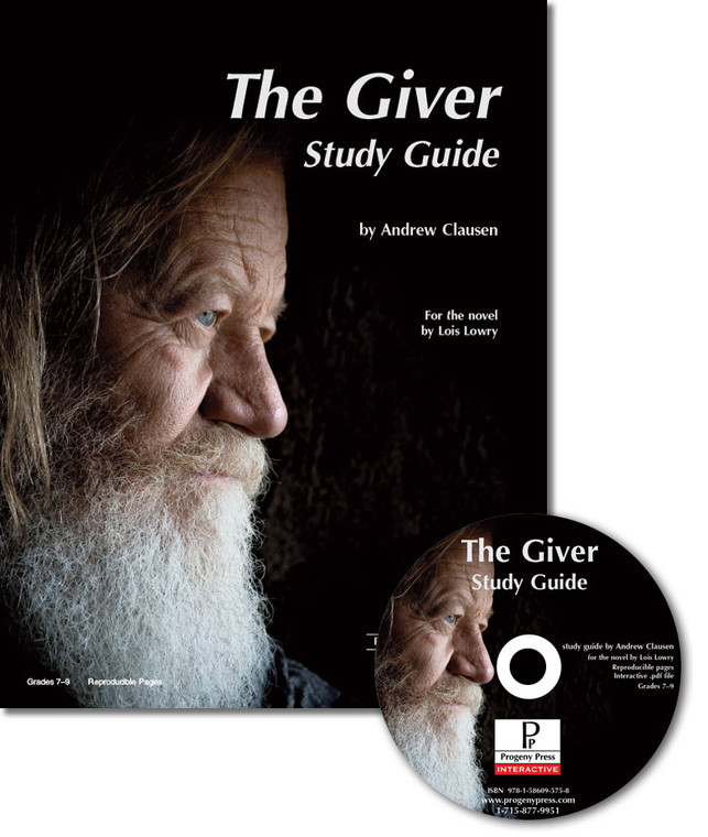 The Giver unit study guide for literature, from a Christian perspective