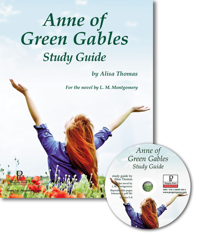 Anne of Green Gables unit study guide for literature, from a Christian perspective