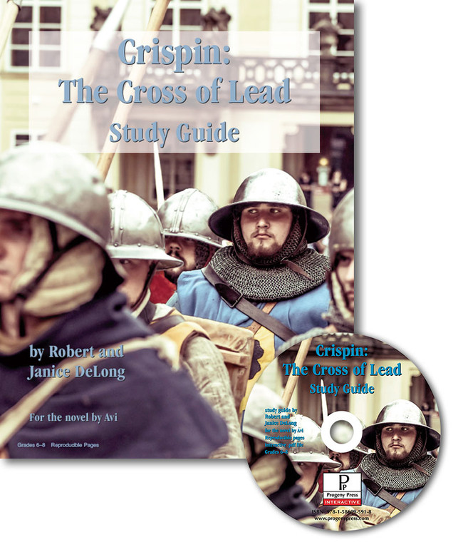 Crispin: The Cross of Lead unit study guide for literature, from a Christian perspective