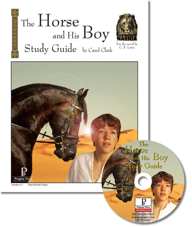 The Horse and His Boy unit study guide for literature, from a Christian perspective
